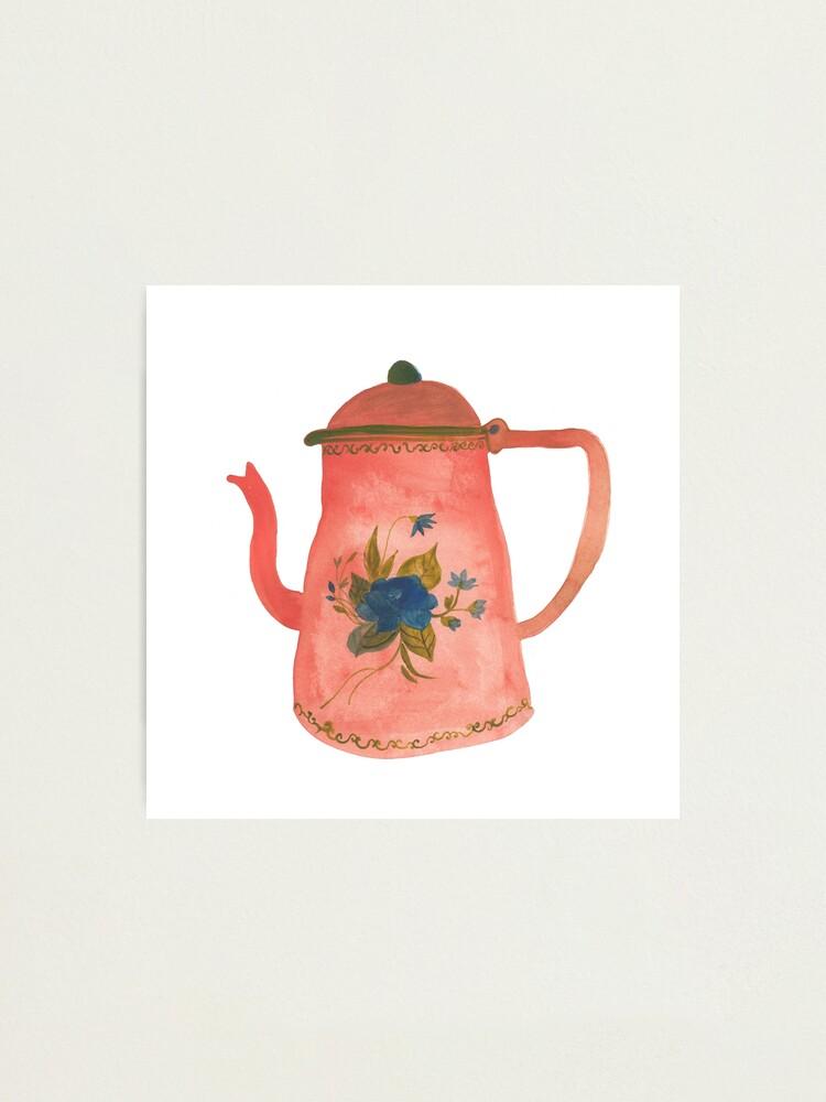 Alternate view of Teatime Photographic Print