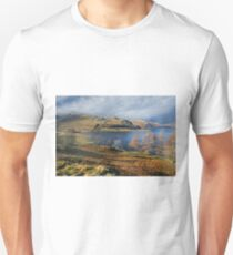 Haweswater and Kidsty Pike in the English Lake District T-Shirt