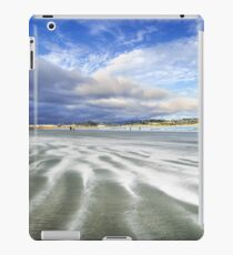 Lyall Bay in Streaks iPad Case/Skin