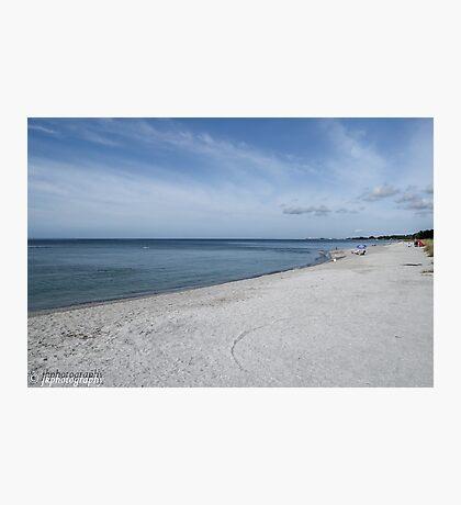 Beach Day  Photographic Print