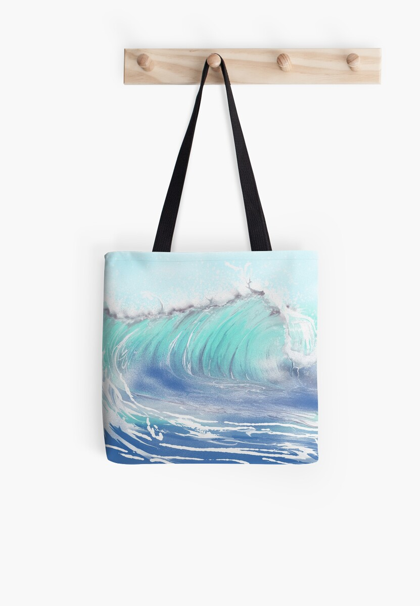 Wave by Morgana Horn