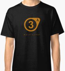 Half-Life - HL3 Confirmed w/ Lambda Classic T-Shirt
