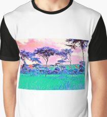 Rudimental Design Graphic T-Shirt