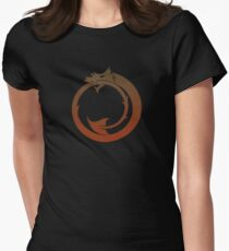 Masquerade Clan: Tzimisce Womens Fitted T-Shirt
