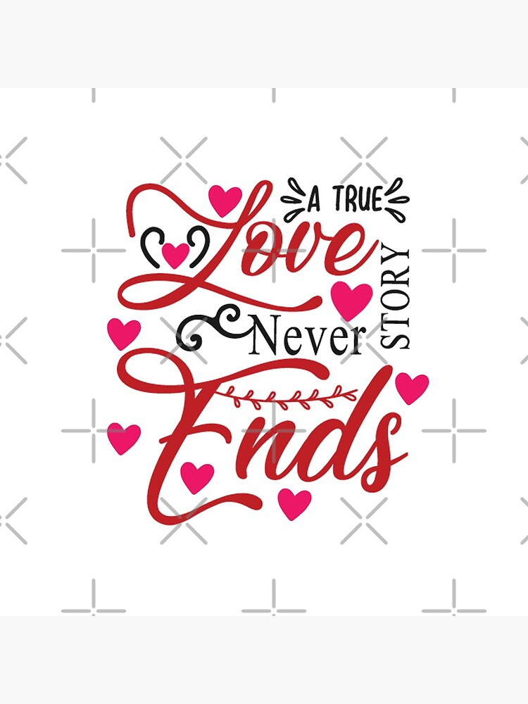 A true love story never ends by STRADE