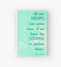 Dreams & Courage Hardcover Journal