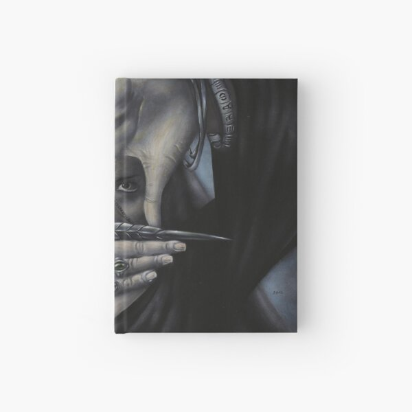 Penance Stare Hardcover Journal