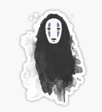 No Face Sticker