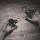 Let go by Victoria  Bauer