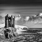Keiss Castle, Caithness by Iain MacLean