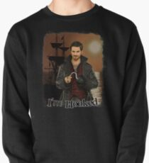 "Captain Hook ""I'm Hooked"" Comic Design Pullover"