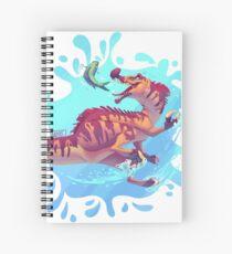 Baryonyx Spiral Notebook