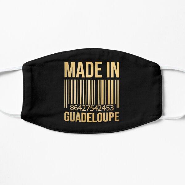 Fabriqué en Guadeloupe en or Masque sans plis