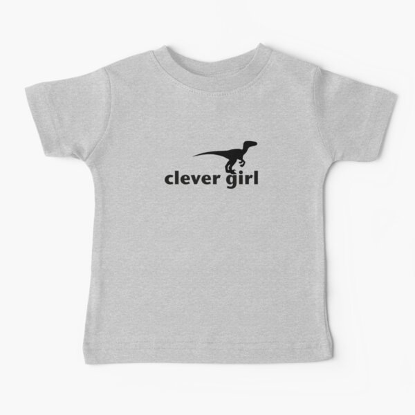 Clever Girl Baby T-Shirt