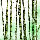 Bamboo Forest by Jessie Boulard