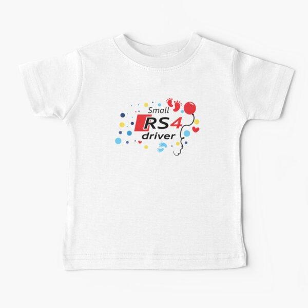 Kleiner RS4-Treiber Baby T-Shirt