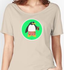 Party Penguin Women's Relaxed Fit T-Shirt