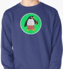Party Penguin Pullover