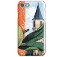 Peachy Keen Hard Journal Cover iPhone Case/Skin
