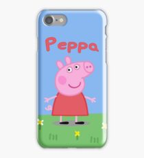 Peppa iPhone Case/Skin
