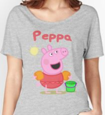 peppa 2 Women's Relaxed Fit T-Shirt