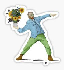 Van Goghsky Sticker