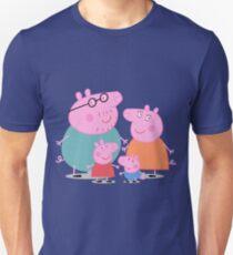 Peppa Family Unisex T-Shirt
