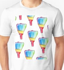 PAINT YOUR LIFE WITH YOUR COLORS Unisex T-Shirt