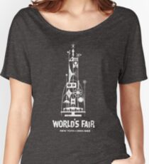 64/65 World's Fair - Tower of the Four Winds Women's Relaxed Fit T-Shirt