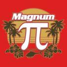 Magnum Pi by DetourShirts