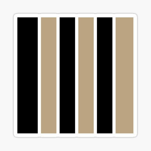 Double Striper Sticker
