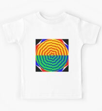 Digital Sunrise Kids Clothes