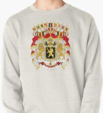 Great Coat of Arms of Belgium Pullover