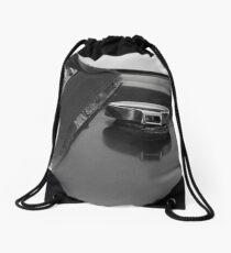 Gas Cap on a Spitfire Drawstring Bag