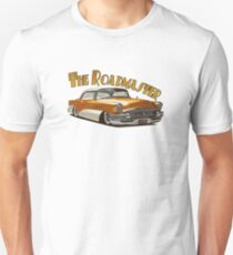 1955 Buick Roadmaster - Orange 2 T-Shirt