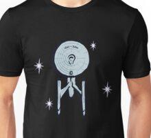 NCC - 1701 ENTERPRISE Star Trek Unisex T-Shirt