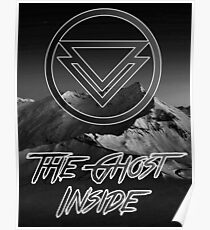 The Ghost Inside - Black Mountains Poster