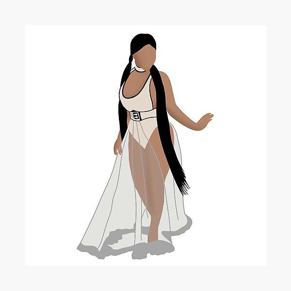 Nicki Minaj Photographic Print
