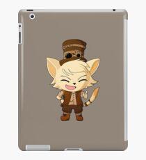 Steampunk Gentleman Cat iPad Case/Skin