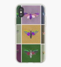 Moths 1 iPhone Case