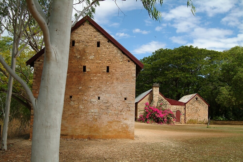Joe Mortelliti Gallery - Springvale Homestead, Katherine, Northern Territory, Australia.  by thisisaustralia
