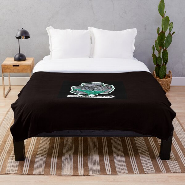 Nailheadbuick.com Throw Blanket