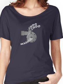 Maaaaad CHOO CHOO! Women's Relaxed Fit T-Shirt