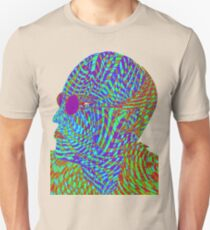 Veer Savarkar / Albert Hoffman trippy Unisex T-Shirt