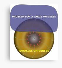 Parallel Universes - IBM Canvas Print