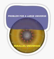 Parallel Universes - IBM Sticker