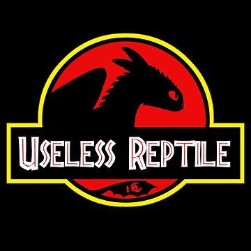 Useless Reptile by Denok