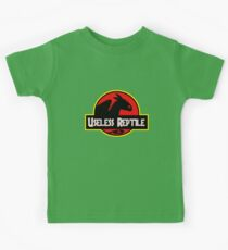 Useless Reptile Kids Clothes