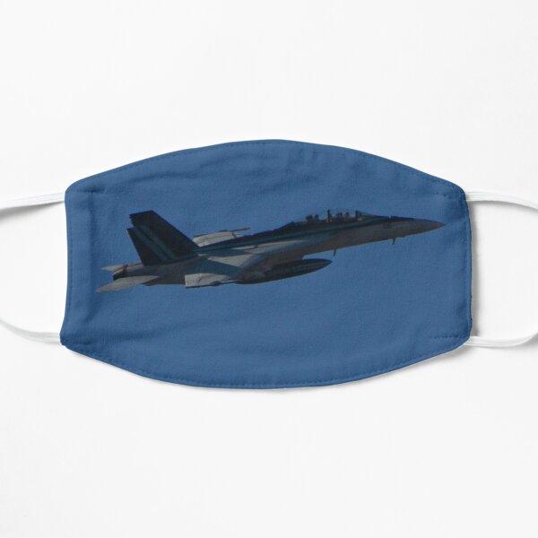 Fighter Jet Flat Mask