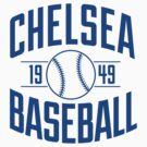 Chelsea Baseball Club - Blue Version by chelseadolphins